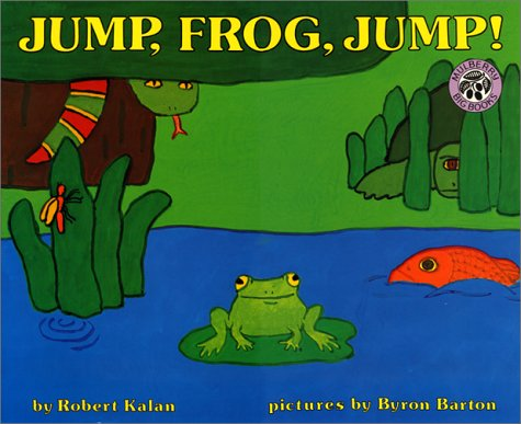 9780688148492: Jump, Frog, Jump! (Big Books Series)