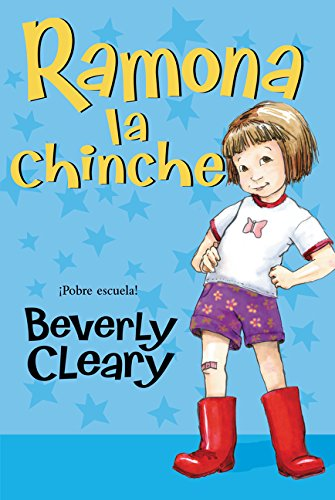 9780688148881: Ramona la Chinche / Ramona the Pest: Pobre Escuela! / Look Out, Kindergarten!