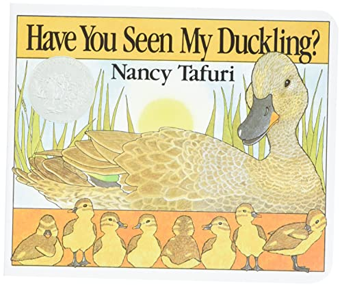 9780688148997: Have You Seen My Duckling? Board Book (Caldecott Collection)