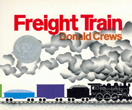 9780688149000: Freight Train Board Book (Caldecott Collection)