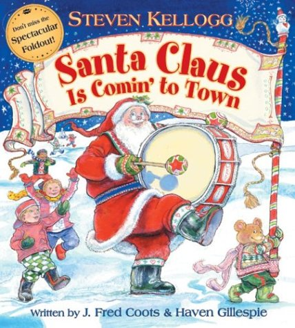 9780688149383: Santa Claus Is Comin' to Town