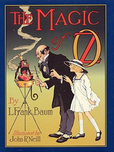 9780688149772: The Magic of Oz (Books of Wonder)