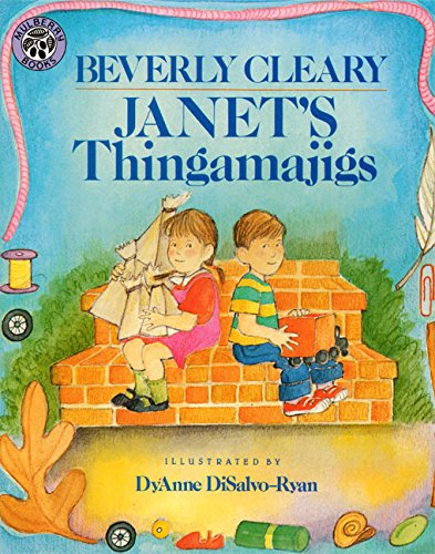 9780688152789: Janet's Thingamajigs (Mulberry books)