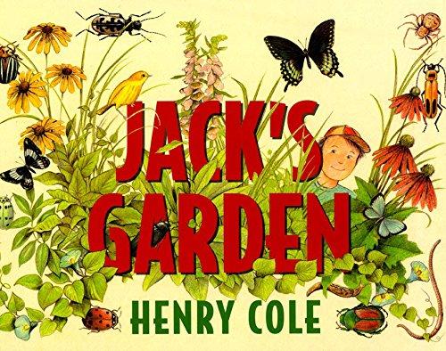 9780688152833: Jack's Garden