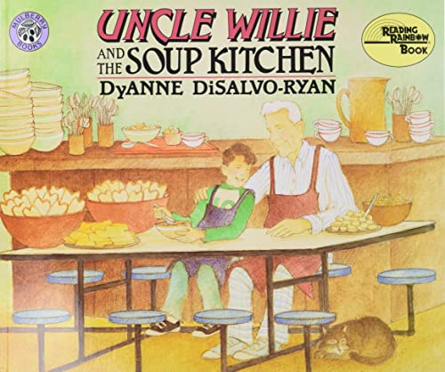 9780688152857: Uncle Willie and the Soup Kitchen (Reading Rainbow Book)