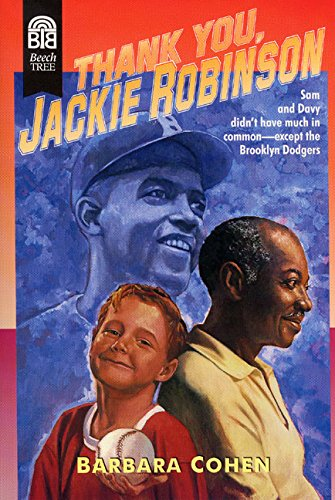 9780688152932: Thank You, Jackie Robinson