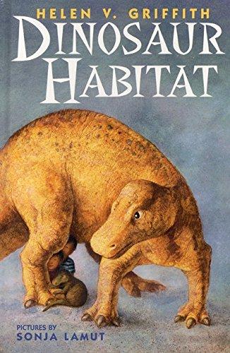 9780688153243: Dinosaur Habitat