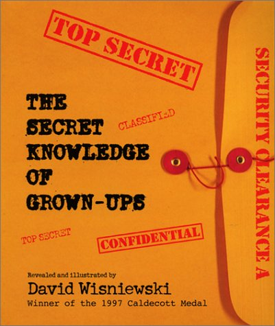9780688153403: The Secret Knowledge of Grown-Ups