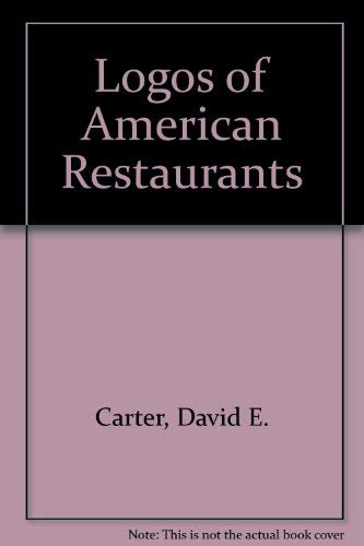 9780688153472: Logos of American Restaurants