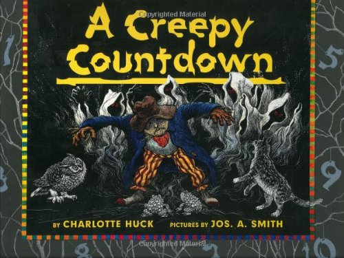 A Creepy Countdown: Huck, Charlotte