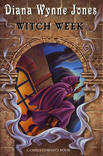 9780688155452: Witch Week (Chrestomanci Quartet)