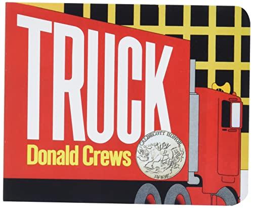 9780688155971: Truck Board Book (Caldecott Collection)