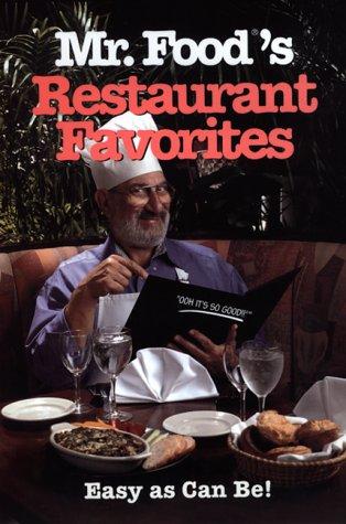 Mr Food's Restaurant Favorites: Ginsburg, Art