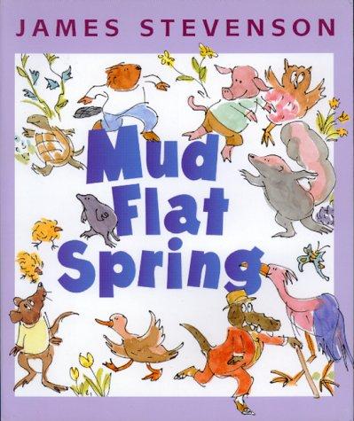 9780688157722: Mud Flat Spring
