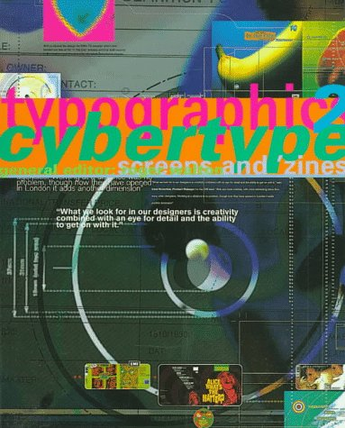 9780688158101: Typographics 2 Cybertype: Zines + Screens