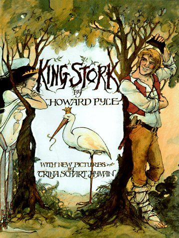 9780688158132: King Stork (Books of Wonder)