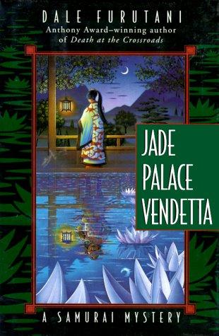 9780688158187: Jade Palace Vendetta: A Samurai Mystery