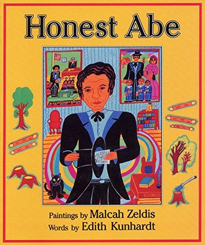 9780688158385: Honest Abe