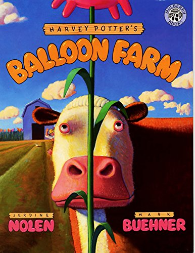 9780688158453: Harvey Potter's Balloon Farm