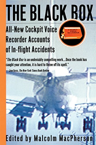 9780688158927: The Black Box: All-New Cockpit Voice Recorder Accounts Of In-flight Accidents