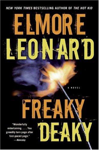 9780688160968: Freaky, Deaky
