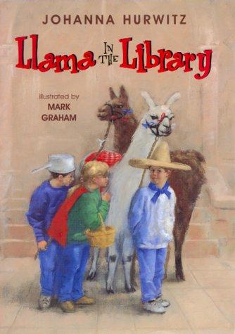 Llama in the Library: Hurwitz, Johanna