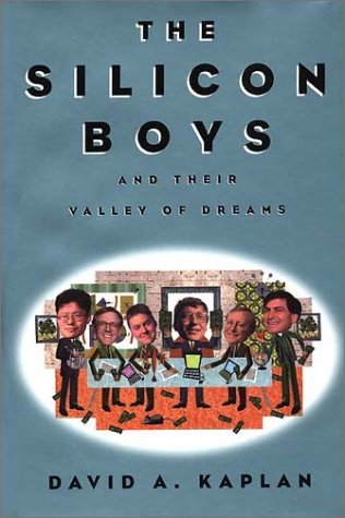 9780688161484: The Silicon Boys: And Their Valley of Dreams