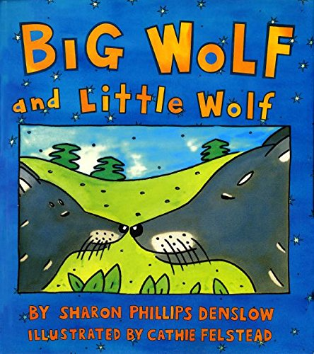 9780688161743: Big Wolf and Little Wolf