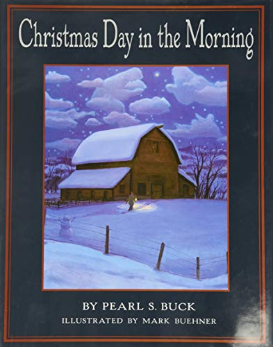 9780688162672: Christmas Day in the Morning