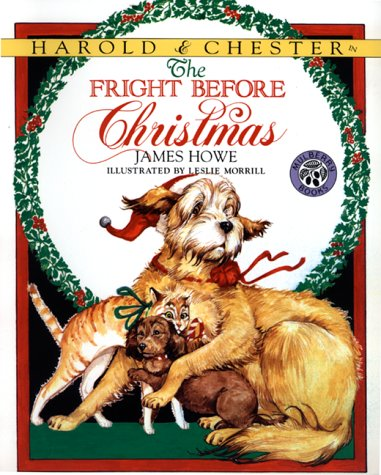 9780688162931: The Fright Before Christmas (Bunnicula and Friends)