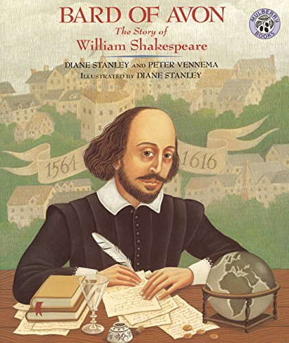 9780688162948: Bard of Avon: The Story of William Shakespeare