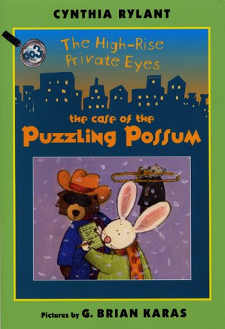 9780688163082: The High-Rise Private Eyes #3: The Case of the Puzzling Possum