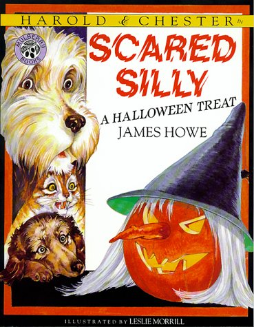 9780688163228: Scared Silly (Bunnicula and Friends)