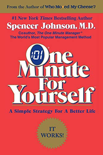 9780688163563: One Minute for Yourself