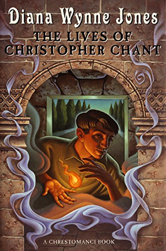 9780688163655: The Lives of Christopher Chant (A Chrestomanci Book)