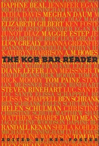 The KGB Bar Reader: Foster, Ken (ed.);