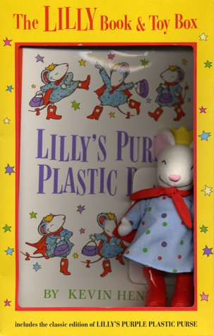 9780688164379: Lilly's Purple Plastic Purse with Doll