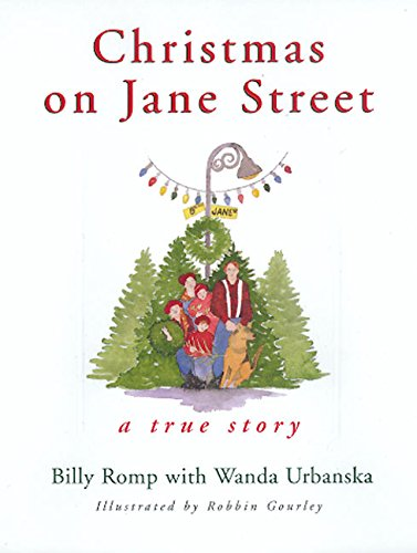 9780688164423: Christmas on Jane Street: A True Story