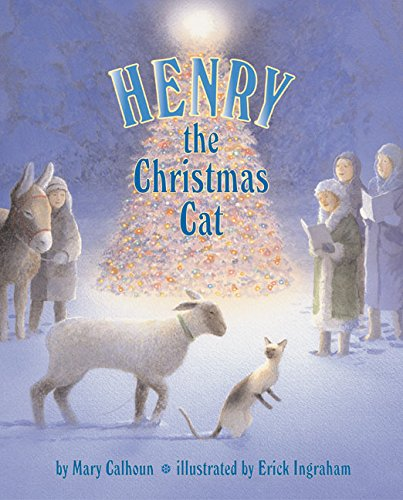 9780688165604: Henry the Christmas Cat