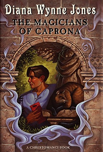 The Magicians of Caprona (A Chrestomanci Book) (9780688166137) by Jones, Diana Wynne