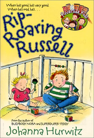 9780688166649: Rip-Roaring Russell (Beech Tree Chapter Books)