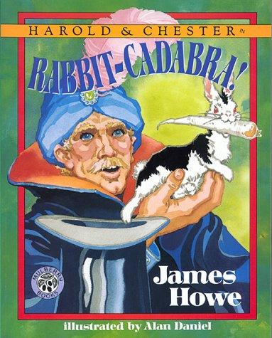 9780688166991: Rabbit-Cadabra (Bunnicula and Friends)