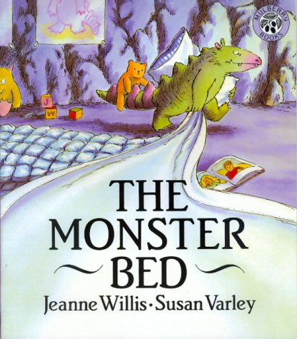 9780688167073: The Monster Bed
