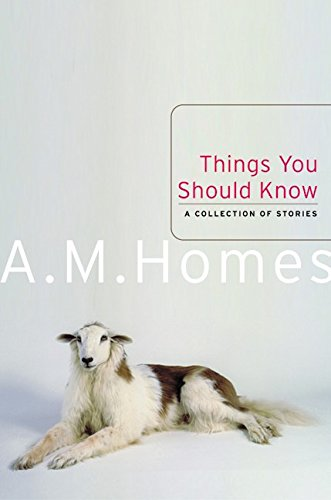 9780688167127: Things You Should Know: A Collection of Stories