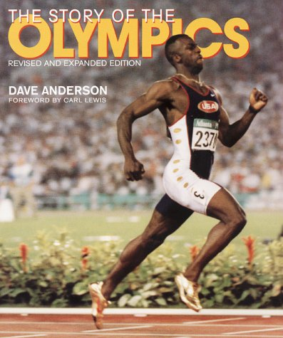 9780688167349: The Story of the Olympics: Revised and Expanded Edition