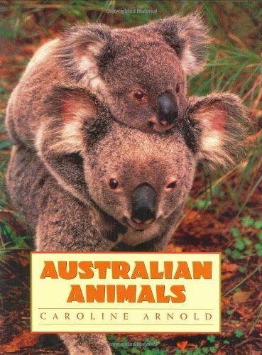 9780688167660: Australian Animals