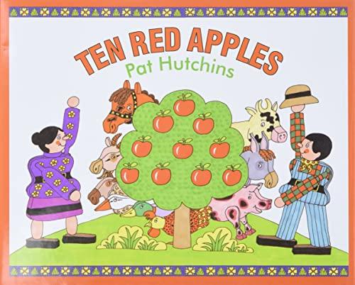 9780688167974: Ten Red Apples