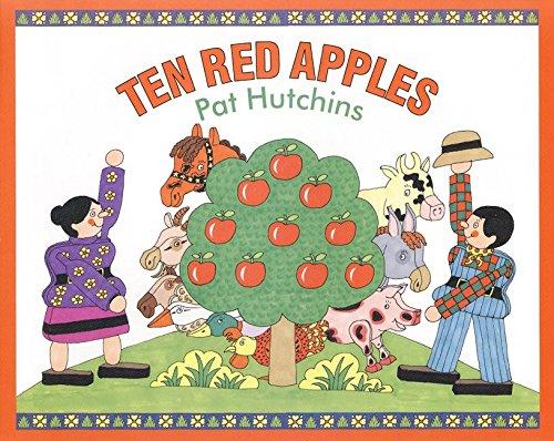 9780688167981: Ten Red Apples