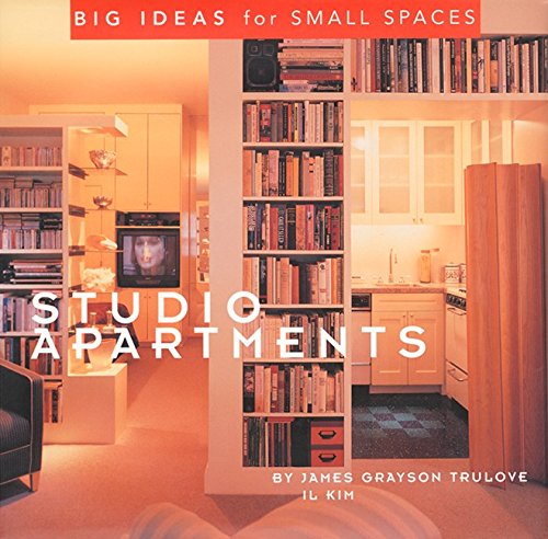 9780688168292: Studio Apartments: Big Ideas for Small Spaces