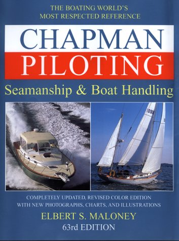 9780688168902: Chapman Piloting Seamanship & Boat Handling